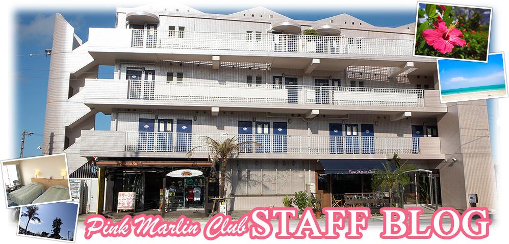 ピンクマーリンクラブ ホテルスタッフブログ